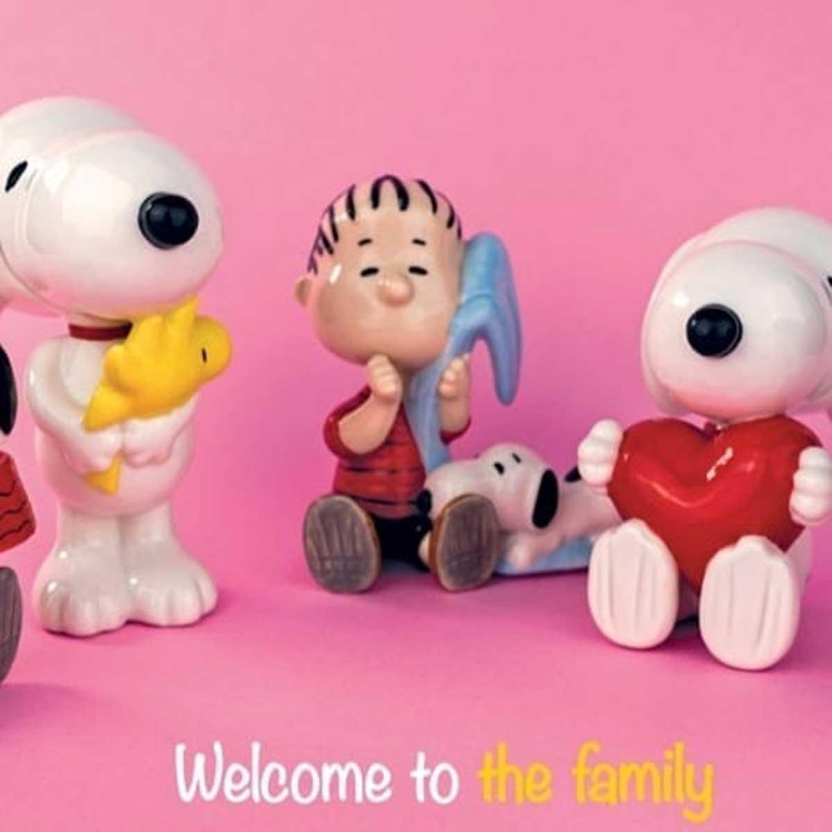 Sono arrivati i #peanutsitalia in porcellana!