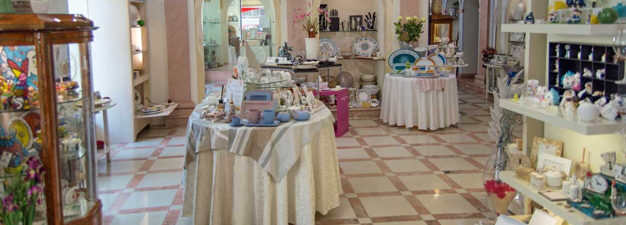 classic gallery bomboniere a Messina
