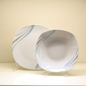 Servizio di piatti 19 pezzi Amalfi