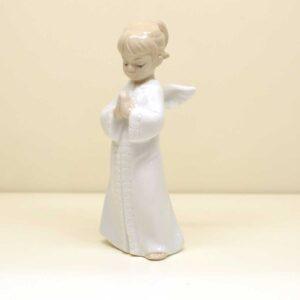 Statuina Angelo al Femminile, in piedi