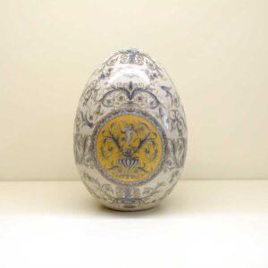 Uovo decoro Blue Versailles EA 0633200