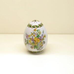 Uovo decoro Yellow Spring Flowers