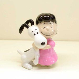 Lucy e Snoopy
