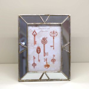 Cornice portafoto rettangolare specchio Festum