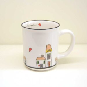 Boccalino mug Le Casette